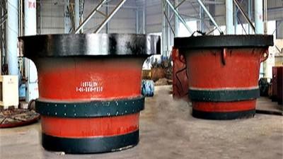 大型铸钢件厂家的铸造特点
