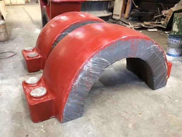 大型铸钢件生产中回火有什么作用?