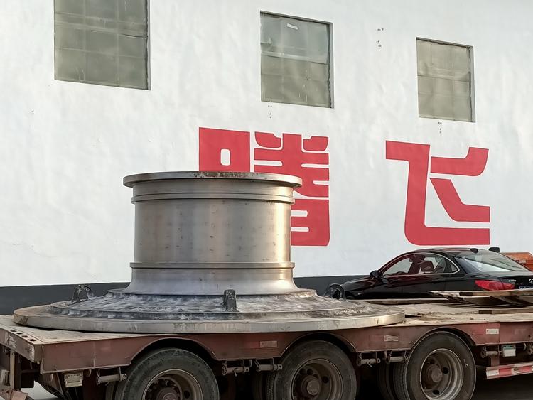 大型铸钢件-端盖