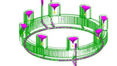 河南大型铸钢件制造厂家先对铸件的可行性进行模拟
