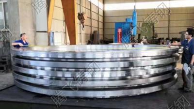 铸钢件生产厂家必须与现代化服务接轨
