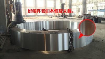 大型铸钢件—轮带