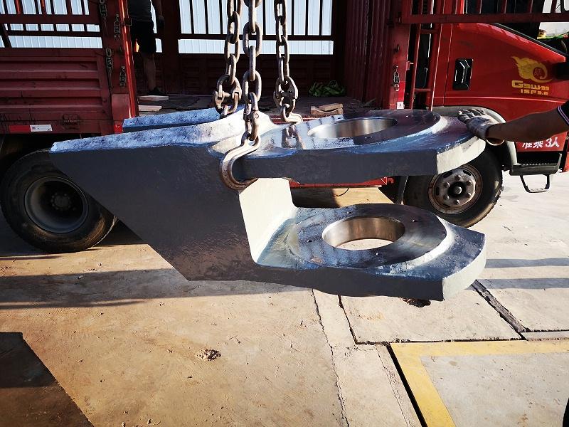 大型铸钢件发货太重