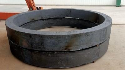 大型铸钢件-轮带