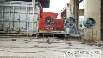 大型铸钢件生产中热处理智关重要