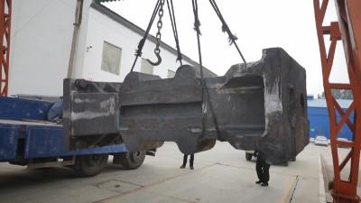 大型铸钢件厂家机身