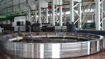 大型铸钢件厂家做回转窑配件的详细介绍