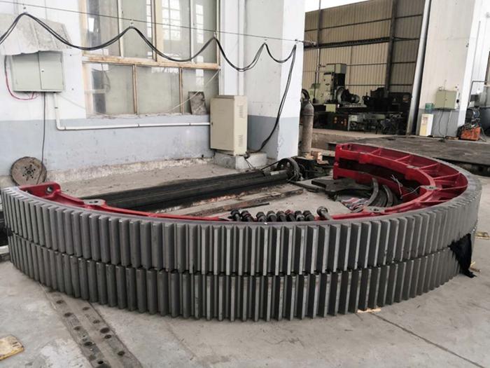 大型铸钢件厂家大齿轮