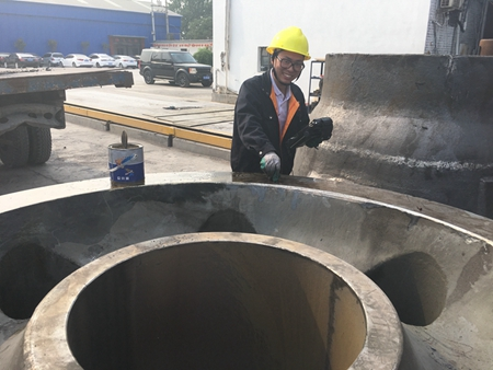 大型铸钢件铸造厂铸件检测