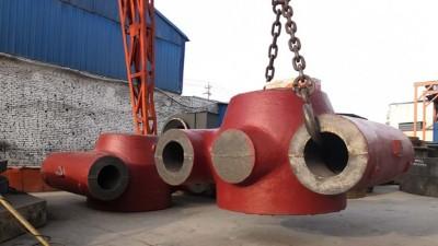 铸钢件加工厂家大齿轮高标准严要求生产