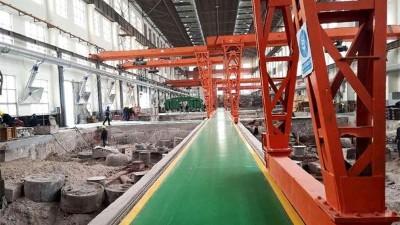 大型铸钢件厂家谈如何管控生产线保证交货期