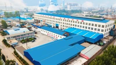 大型铸钢件厂家厂貌