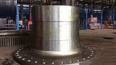 定制中空轴去哪里找大型铸钢件厂家