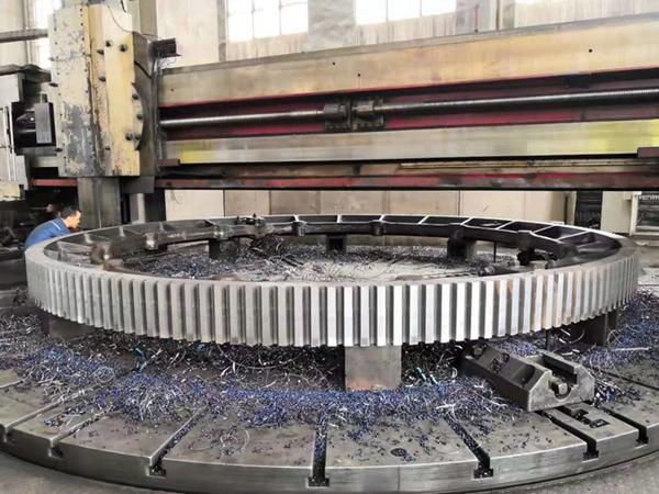 大型铸钢件-齿轮