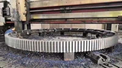 铸钢件厂家生产程序每一步都必不可少