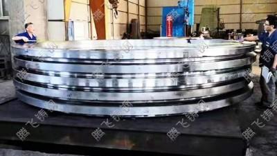 大型铸钢件厂家提高产品实力不忘绿色发展