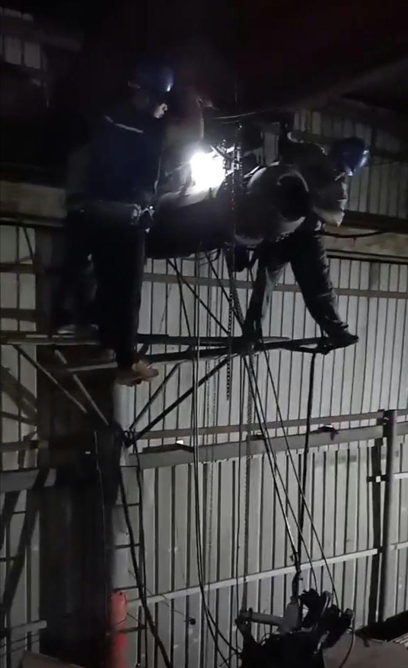 设备维修部-腾飞铸钢