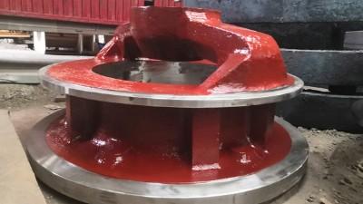 铸造厂把关安全强化规范的大型铸钢件厂家