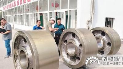 客户在购买大型铸钢件是注意这些没错