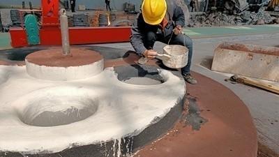 大型铸钢件质量