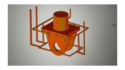 大型铸钢件生产时会出现哪种补缩方法