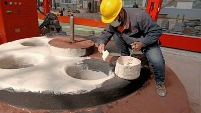 大型铸钢件生产时这个地方,值得关注