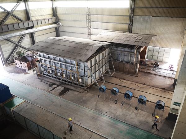 大型铸钢件铸造厂
