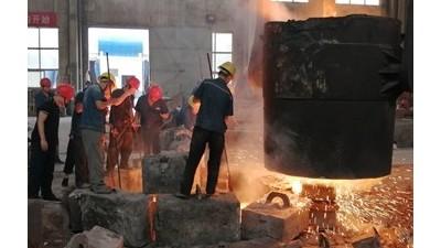 这个大型铸钢件铸造厂,是怎么预防钢液里的夹杂物的