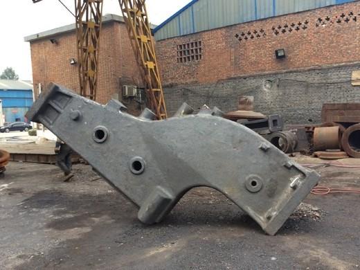 """腾飞铸钢被河北客户评为:""""值得信任的大型铸钢厂"""""""