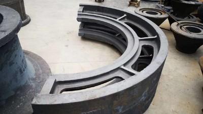 大型铸钢件铸造厂提货期有保障吗