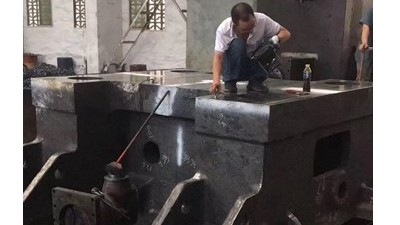 大型铸钢件铸造厂检测铸件