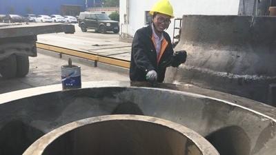 铸钢件加工出现破损,如何完美如初呢