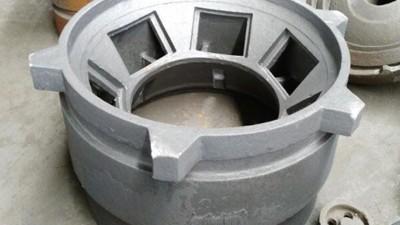 大型铸钢件加工厂家为啥要选用南非的铬矿砂?
