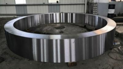 这样加工出来的大型铸钢件,质量肯定不会差