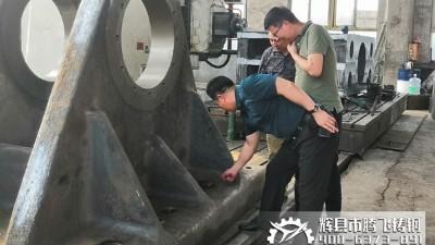 大型铸钢件厂家揭晓影响质量的因素