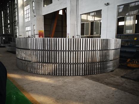 铸钢件生产时厂家怎样优化流程助力砂性硬化