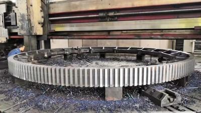 大齿轮生产厂家告诉你加工大齿轮的秘籍