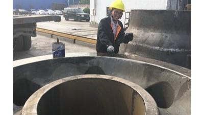 探伤件铸钢件加工厂家出具标准的摊上报告