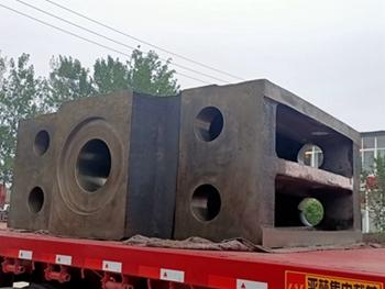 铸钢件加工