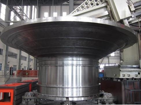 今天来讲讲大型铸钢件到底那里不同与锻件