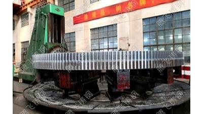 齿轮如何润滑大型铸钢件加工厂家有没有告诉你