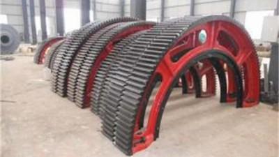大型铸钢件生产腾飞五招避免变形