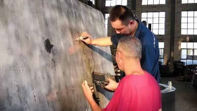 铸钢件生产厂家拒绝任何1个不要求质量的客户