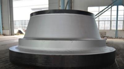 河南大型铸钢件加工厂家专注大型立磨磨盘