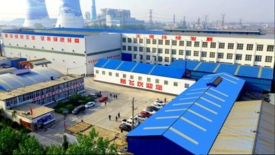 【走进现场】带您直观大型铸钢件生产厂家的魅力