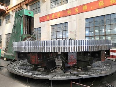 铸钢件加工厂家越走越远,很大部分原因是质量好