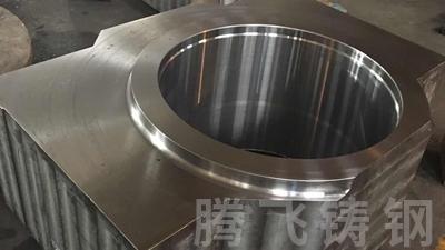 铸钢件加工的流程?