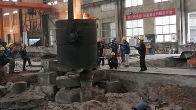 大型铸钢件厂家的浇铸,让我们大开眼界